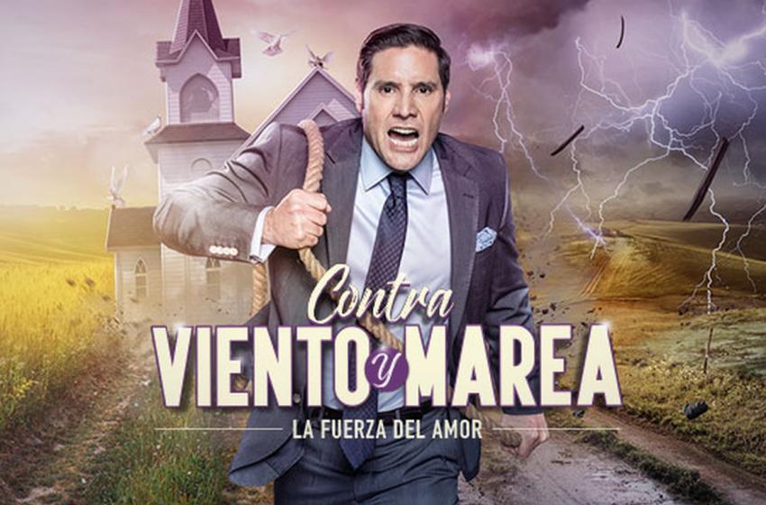 Vuelve «Contra Viento y Marea» en marzo por Canal 13