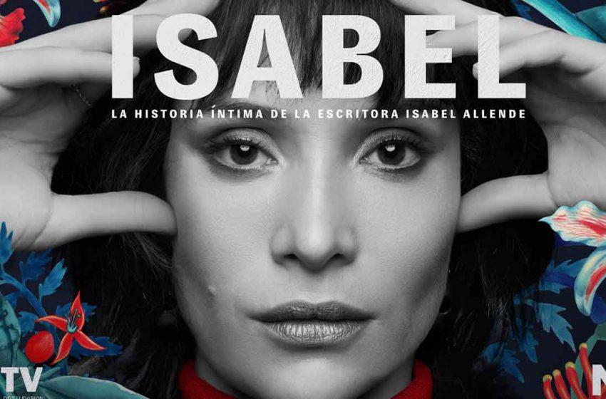 Mega define fecha de estreno de nueva serie 'Isabel'