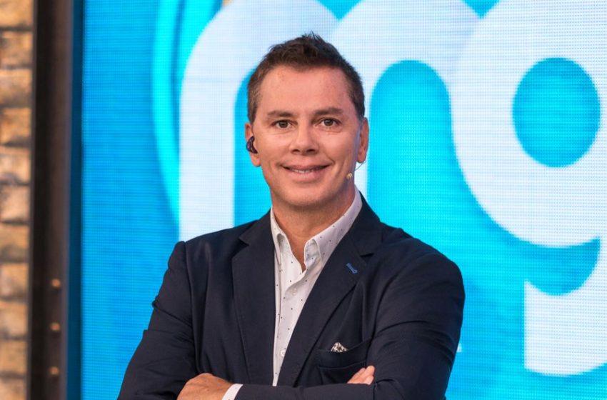José Miguel Viñuela anunció su salida de Mega