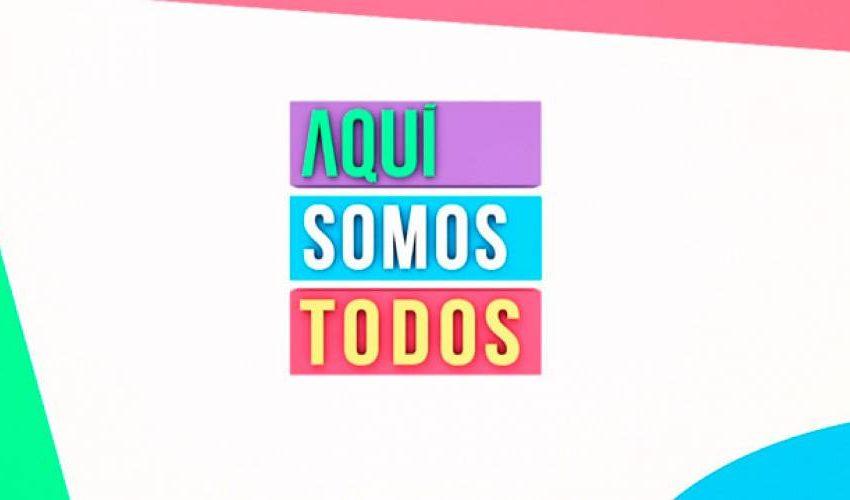 Canal 13 definió nueva dupla de animadores que reemplazará a Ángeles Araya en 'Aquí somos todos'