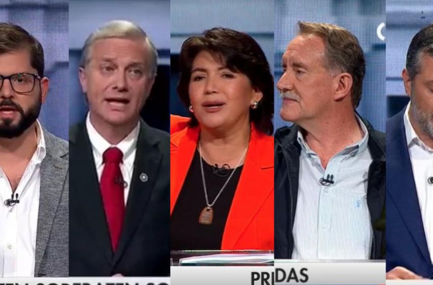 ANATEL define fecha para debates presidenciales