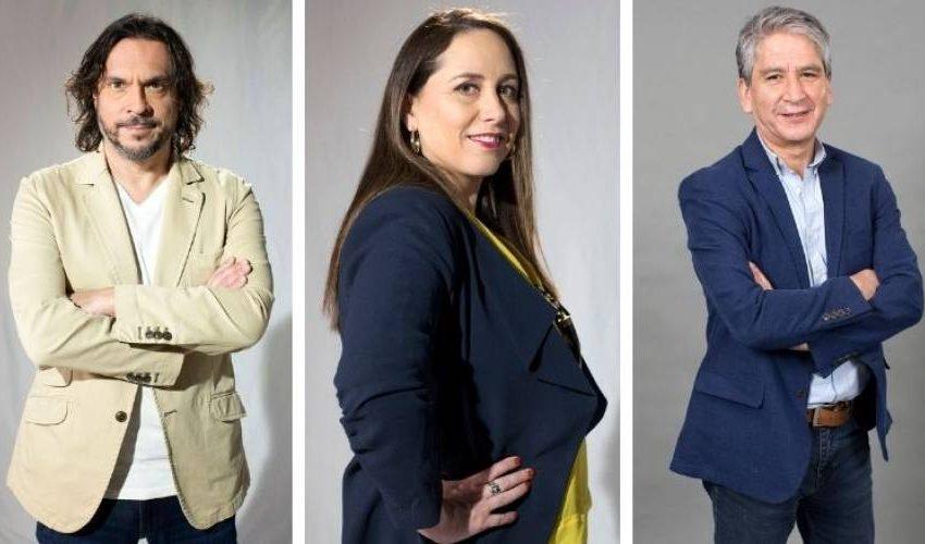 Conoce a los panelistas de «Tu Día», el nuevo matinal de Canal 13