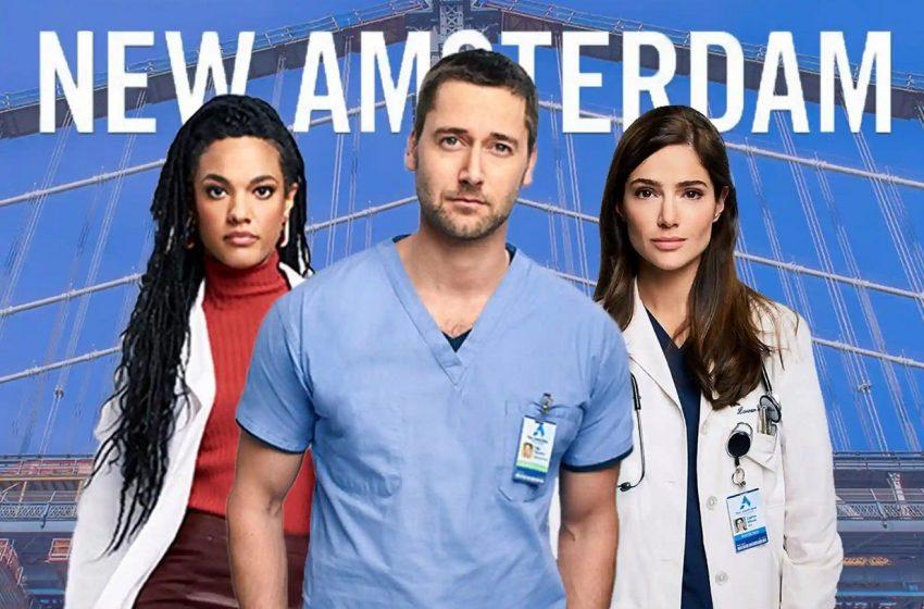 Hoy es el gran estreno en TVN de la exitosa serie médica «New Amsterdam»
